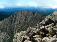 Knife edge, Baxter State Park, Maine