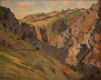 Caves Prunal near Pontgibaud (Auvergne) - Armand G