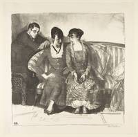 Emma, Elsie and Gene  , George Bellows