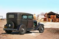 1930 Ford Tudor Sedan 'Before Billet' 3