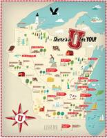 University of Wisconsin by Nate Padavick by They Draw & Cook & Travel