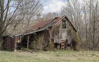 Decaying Barn