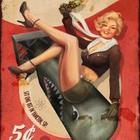 Nuke Your Thirst Art Prints & Posters by Steve Goad