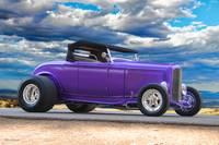 1932 Ford Roadster 'Purple People Eater' 1