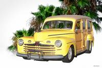 1948 Ford 'Woody' Wagon I