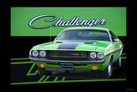 1970 Dodge Challenger RT V