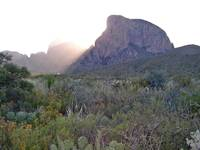 Chisos Mountains Sunrise, Texas