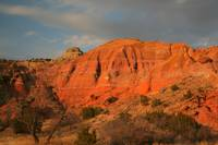 Palo Duro Canyon cliffs, Texas