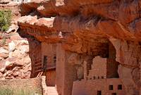 Manitou Cliff Dwellings Study 2