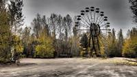 Fairground of Chernobyl