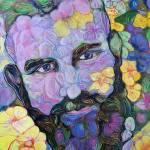 Flower Bear by RD Riccoboni