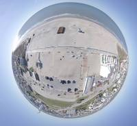 Atlantic Beach Tiny Planet