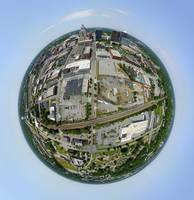 Greensboro Tiny Planet