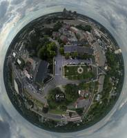 TIny Planet Greensboro Southside Square