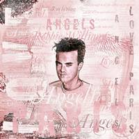 Robbie Angels Vintage Design In Pink