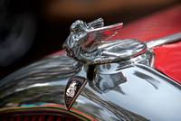 1932 Plymouth PB Sports Roadster Hood Ornament