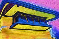 Frank Lloyd Wright Windows by Kirt Tisdale