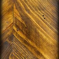 Wood Vertical by Karen Adams