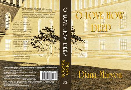 Softcover Design, O LOVE HOW DEEP