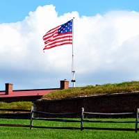 Star Spangled Banner, Fort McHenry Art Prints & Posters by Arthur