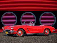 1962 Chevrolet Corvette 'Factory Fresh' 2