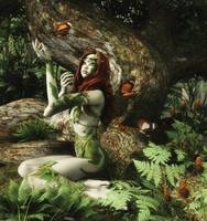 The Dryad's Daughter