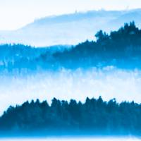 """""""Layers of Blue"""" by tinkerhess"""