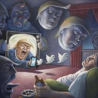 Too Much Trump  by Mark Bryan