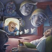 Too Much Trump  by Mark Bryan