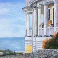 """Ocean House"" by Paintz"
