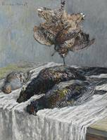 Claude Monet 1840 - 1926 PHEASANT, Woodcock and pa