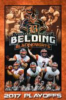 Belding Football 2017 Playoffs