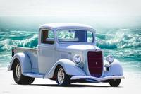 1936 Ford 'Hot Rod' Pickup II