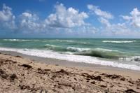 Blue Sky Beach by Carol Groenen