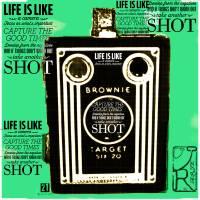 Brownie Art Prints & Posters by Jesus James Ruiz