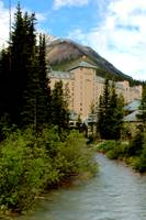 Fairmont Chateau, Lake Louise, Banff