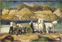 George Wesley Bellows - The Sand Cart