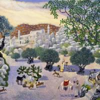 1993-028 Art Prints & Posters by Baruch Nachshon