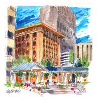 Wainwright Bldg sketch 2
