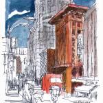 Wainwright Bldg sketch1 by Michael Anderson