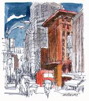 Wainwright Bldg sketch1