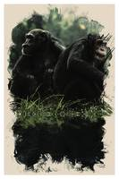 Animal Kingdom Series - Chimps