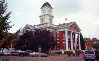 Jonesborough, Tennessee - Courthouse