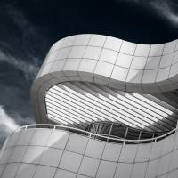 Curves and Lines Art Prints & Posters by James Howe