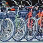 The Bicycle Shop by RD Riccoboni
