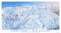 Treble Cone, New Zealand