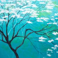 TRANQUIL TREE Art Prints & Posters by Herb Dickinson