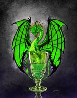 Absinthe Dragon