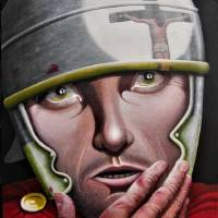 The Centurion (revised) Art Prints & Posters by Nina Cashmore