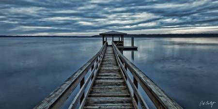 Long Dock In The Lowcountry